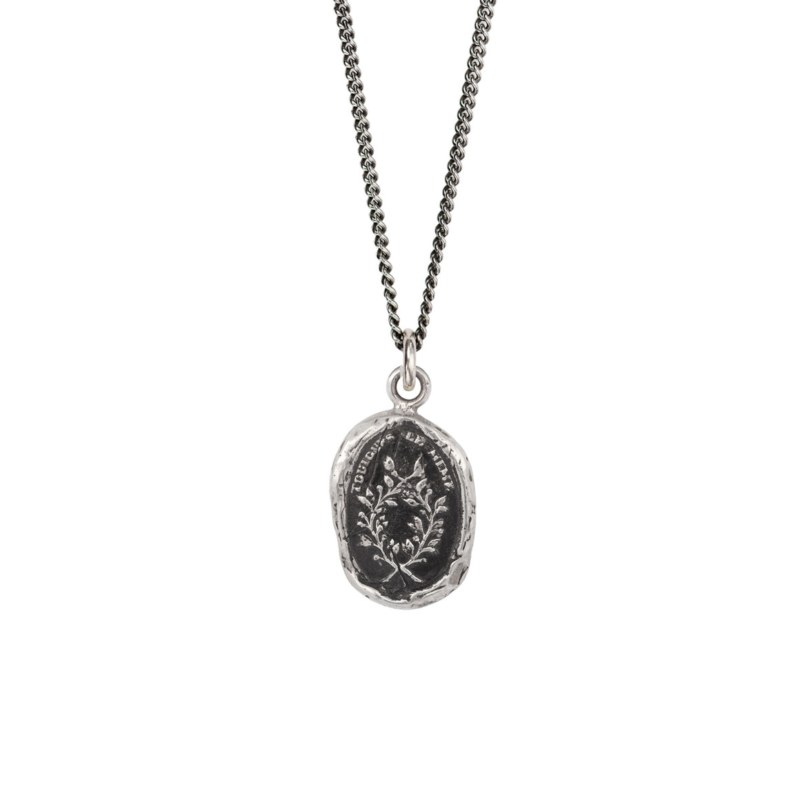 PYRRHA INTEGRITY TALISMAN NECKLACE