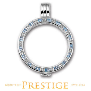 Mi Moneda Interchangeable Grace Pendant - Multiple Sizes Reversible
