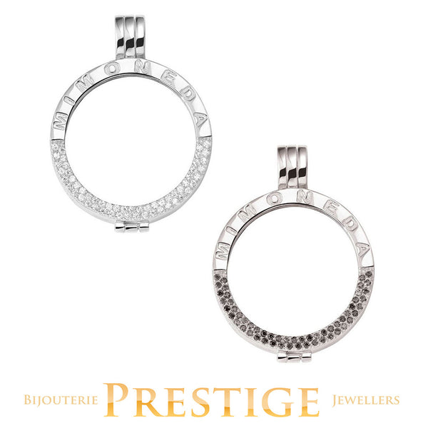 Mi Moneda Deluxe Interchangeable Pendant - Multiple Sizes Reversible