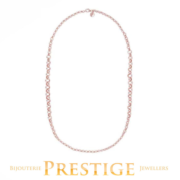 BRONZALLURE VICTORIA GRADUATED NECKLACE
