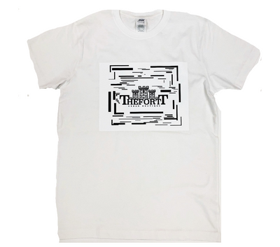 THE FORTT LOGO TEE WHITE