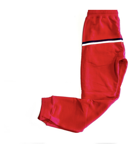 BOWERY JOGGERS RED