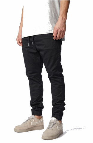 SURESHOT JOGGER BLACK