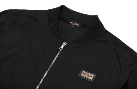 LEXXINGTON TRACK JACKET BLACK