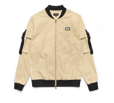 LEXXINGTON LIGHT BOMBER JACKET CREAM
