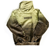 GIOMO OLIVE BROWN MIX HOODIE