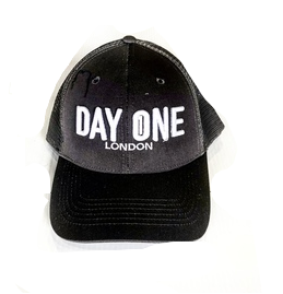 DAY ONE LONDON DARK GREY SNAPBACK