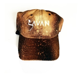 LAVAN BLEACH STRAP BACK