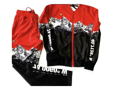 RED MOUNTAIN TRACKSUIT