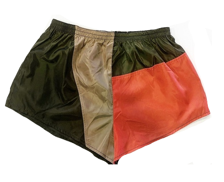 LIGHT CAMO SHORTS