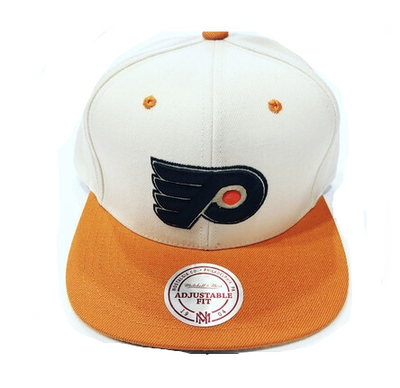 FLYERS  STRAP BACK CREAM