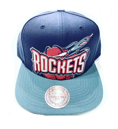 ROCKETS HAT BLUE
