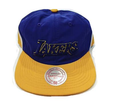 LAKERS PURPLE YELLOW SIDES