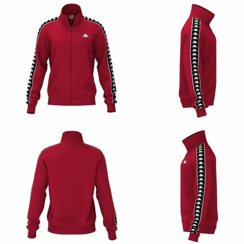 222 BANDA ANNISTON TRACK JACKET RED
