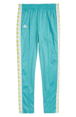 222 BANDA ASTORIAZZ GREEN TRACK PANTS