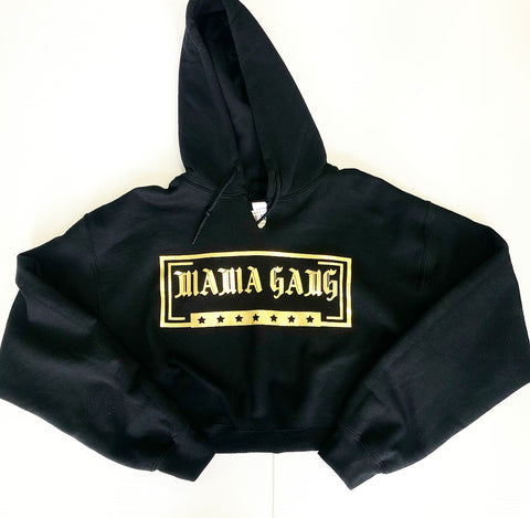 MAMA CROP FLEECE