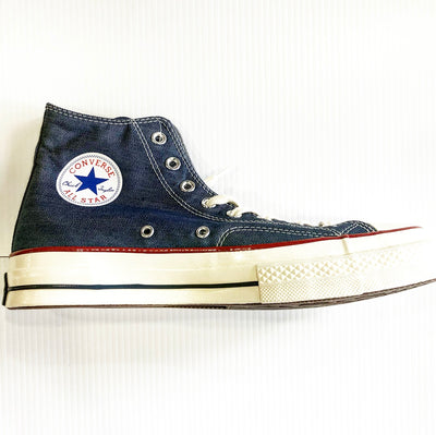 DENIM BLUE HIGH CHUCKS