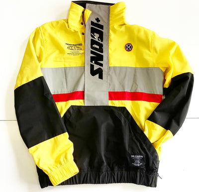 YELLOW 3M WINDBREAKER