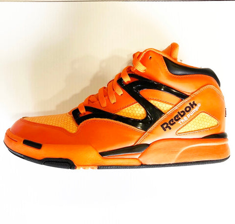 ORANGE REEBOK PUMP HEXALITE 1992