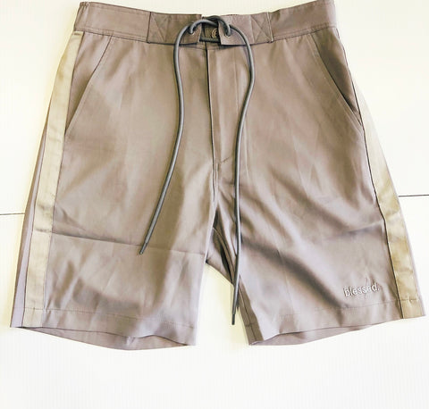 THC GREY HIGH SHORTS