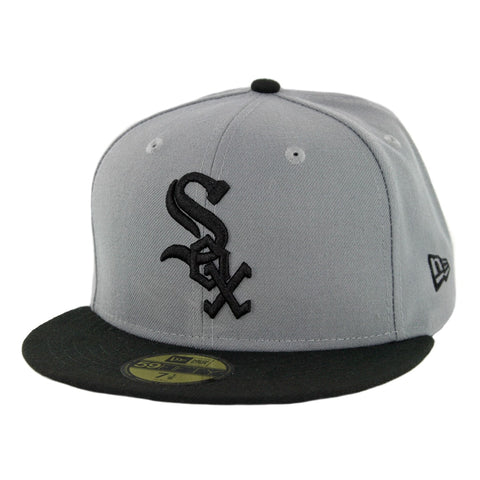 WHITE SOX FITTED