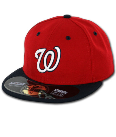 WASHINGTON NATIONALS FITTED