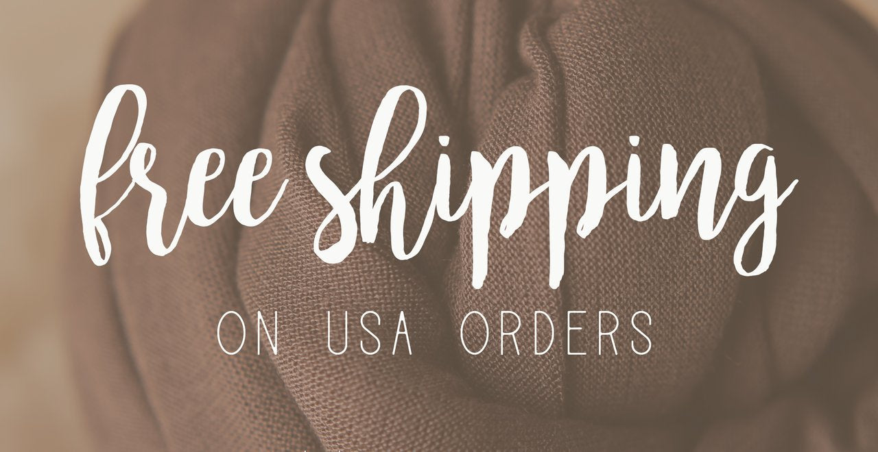 Free Shipping on US orders over $100