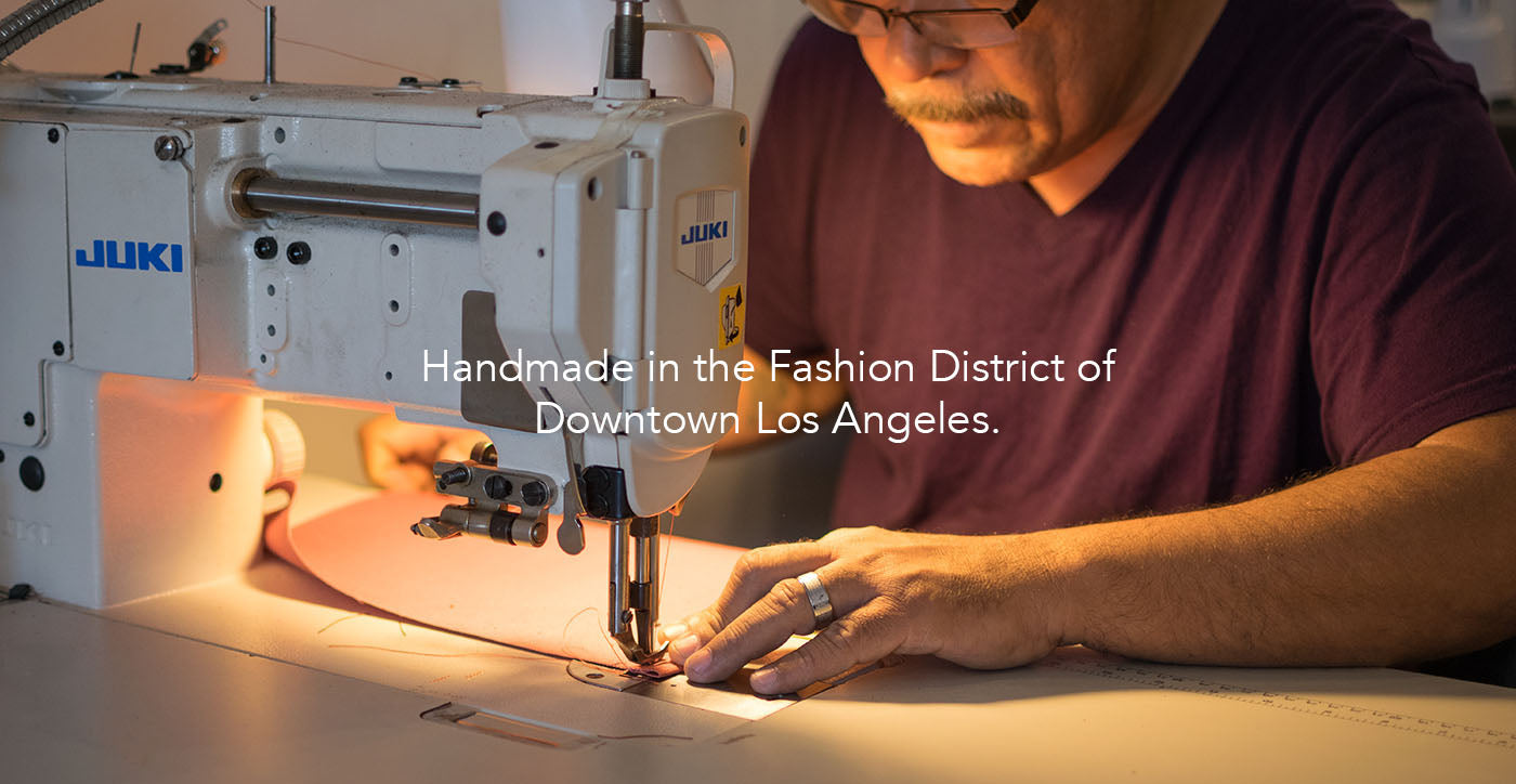 Made in Downtown Los Angeles Fashion District Handmade