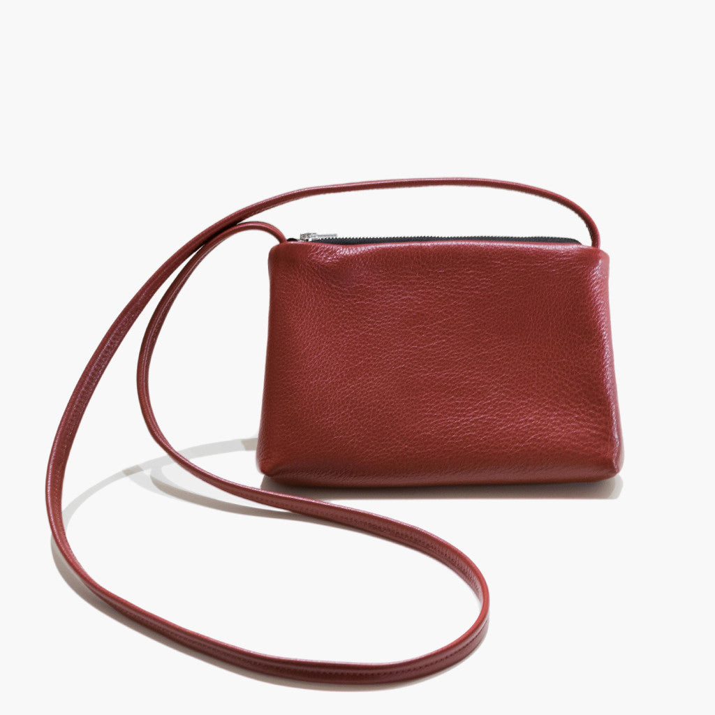 The Local Crossbody - Red/Black