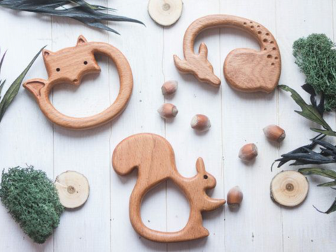 Non- Toxic Teething Toys for Your Baby