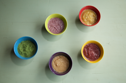 Why Amara Baby Food and Why we Decided not to Offer Traditional Squeeze Baby Food Pouches