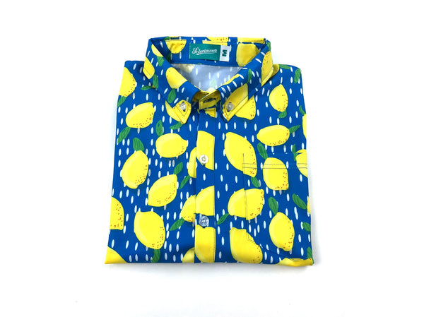 Schwimmer SSBD Short Sleeve Button Down
