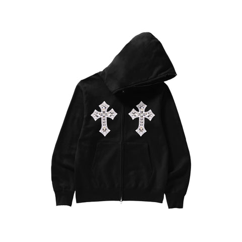 CROSS FULL ZIP