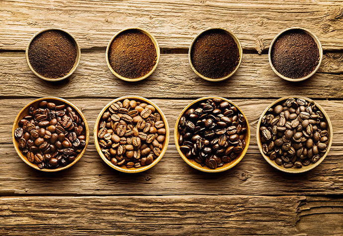 All about coffee - Roasting & Grinding