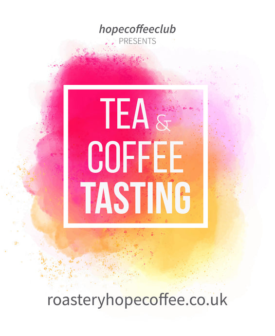 Tea & Coffee Tasting - Event