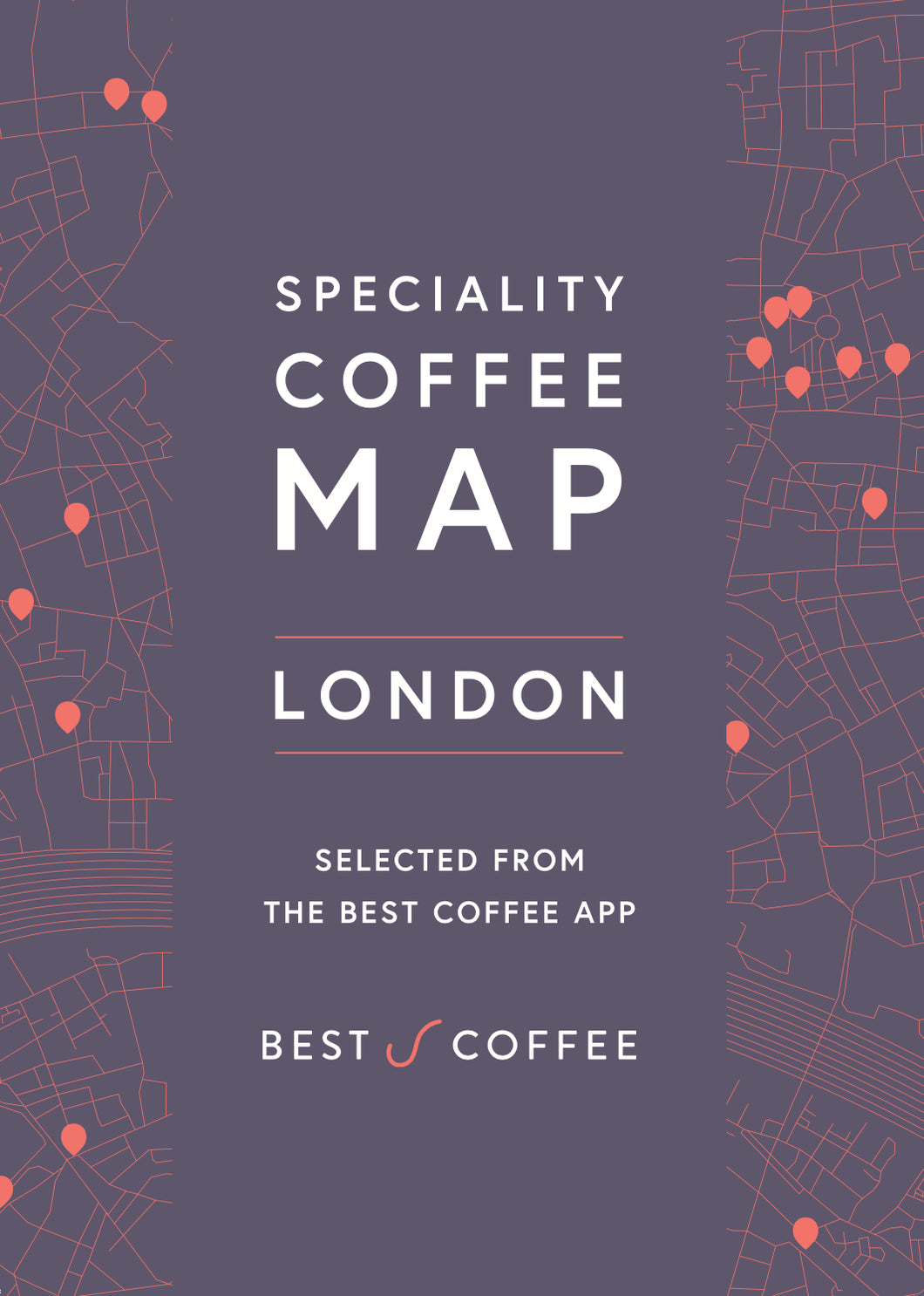 Speciality Coffee Map - London
