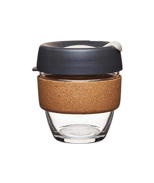 KeepCup Brew - Cork Edition - Press