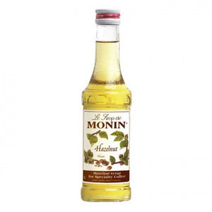 Monin Hazelnut Syrup 250ml