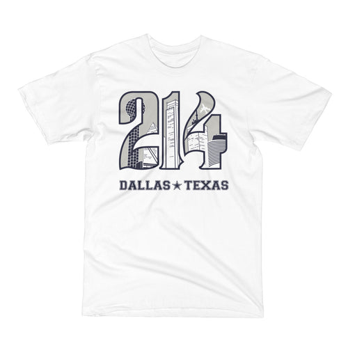 214 Cowboys Theme T-Shirt