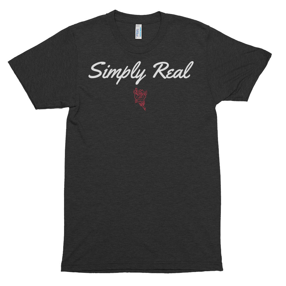 Tri-Blend Simply Real Rose