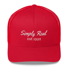 Trucker Cap Simply Real