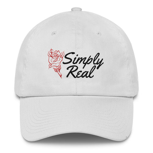 Simply Real Dad Hat