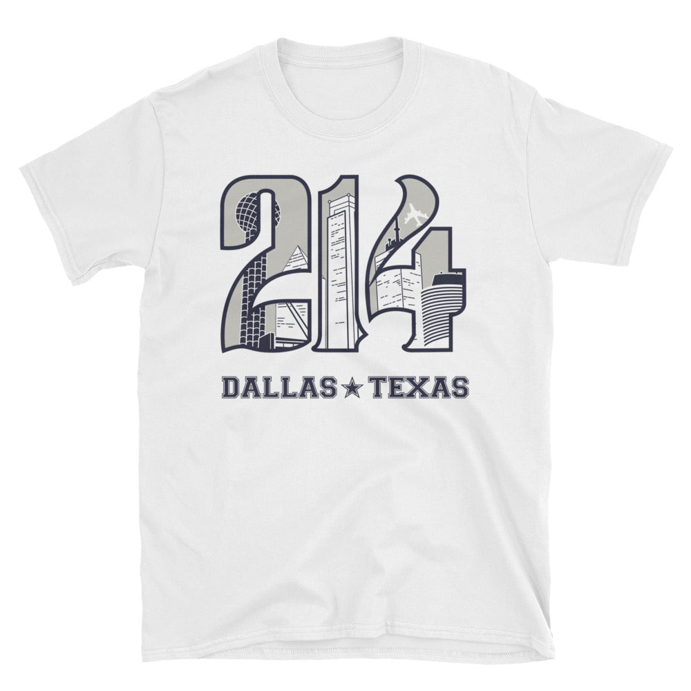 Unisex 214 Cowboys theme T-Shirt