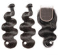 2 Bodywave Bundles & Closure ( Industry Standard Collection)