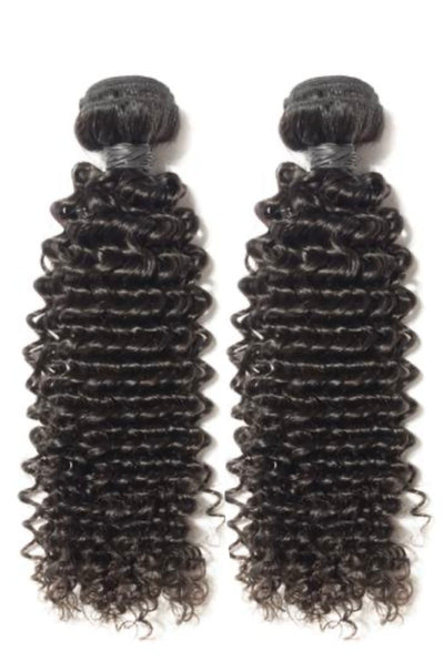 2 Curly Bundles( Industry Standard Collection)