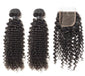 2 Curly Bundles & Closure ( Industry Standard Collection)