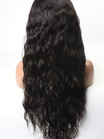 Natural Wave Full Lace Wig