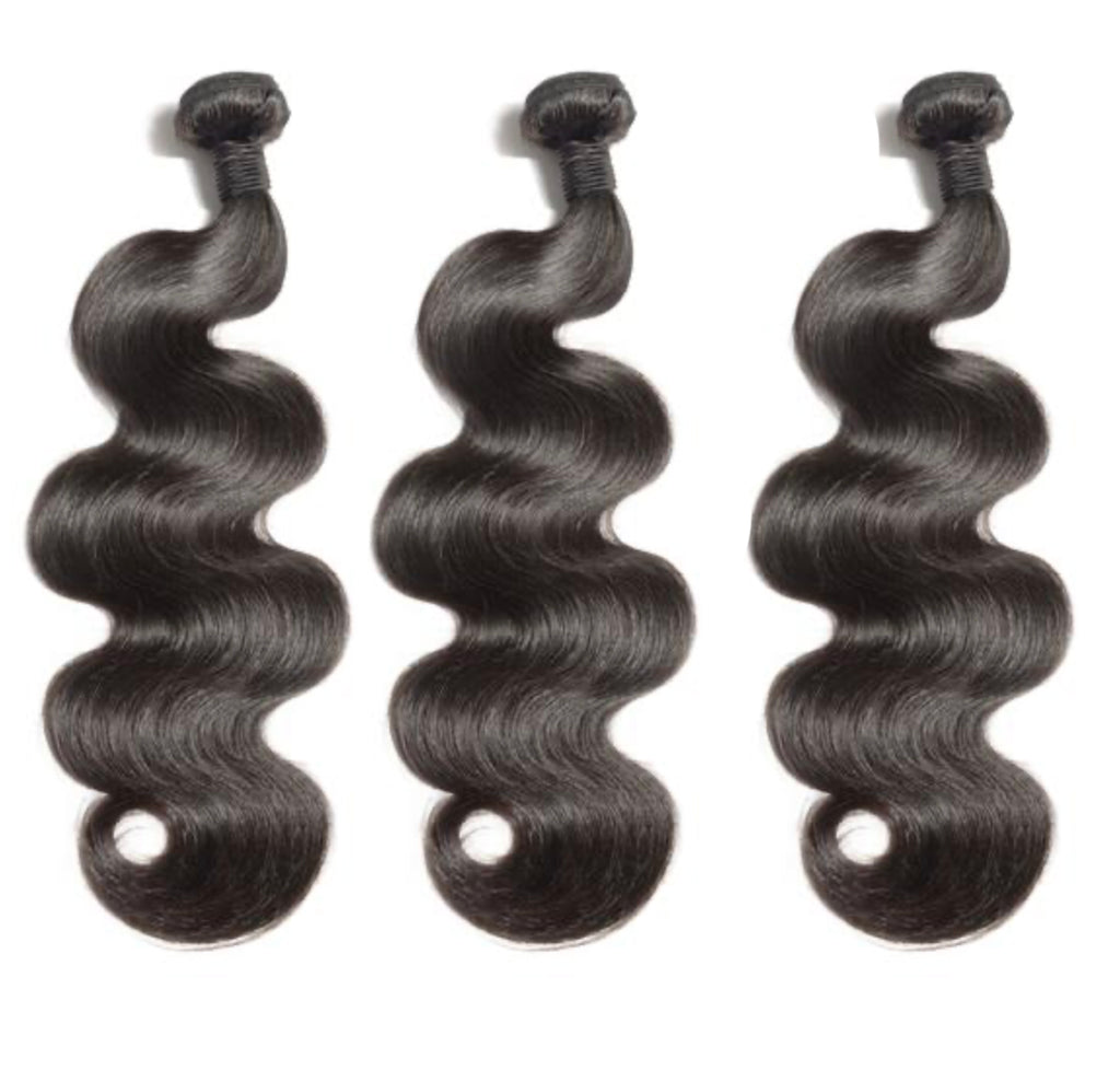 3 Bodywave Bundles( Industry Standard Collection)