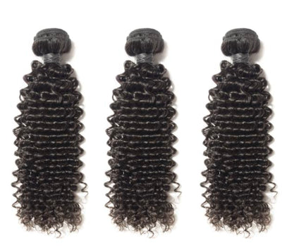 3 Curly Bundles( Industry Standard Collection)