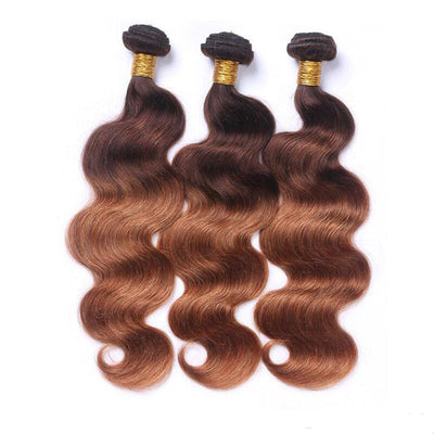 3 Bundles Color 4/30 Ombre (Any Texture)